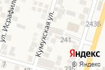 Схема проезда до компании СЕМЕНДЕР в Семендере