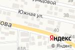Схема проезда до компании ТТСТРОЙ в Семендере