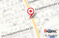 Схема проезда до компании Ателье в Семендере