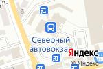 Схема проезда до компании Банкомат, Сбербанк, ПАО в Семендере