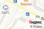 Схема проезда до компании ТелеДомик в Новочебоксарске