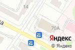 Схема проезда до компании Пятёрочка в Новочебоксарске
