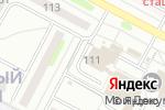 Схема проезда до компании Академия спорта в Новочебоксарске