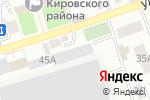 Схема проезда до компании Каспийское предприятие магистральных электрических сетей в Махачкале