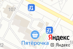 Схема проезда до компании Борис и Ко в Новочебоксарске