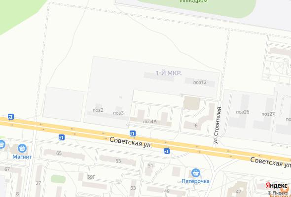 купить квартиру в ЖК ул. Советская