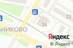 Схема проезда до компании Банкомат, Почта Банк в Новочебоксарске