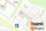 Схема проезда до компании Микрофинансовая организация Деньги Сейчас в Новочебоксарске