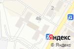 Схема проезда до компании Холостяк в Новочебоксарске