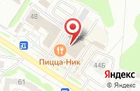Схема проезда до компании Ойл-Резерв в Новочебоксарске