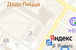 Схема проезда до компании Для Вас в Новочебоксарске
