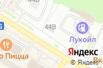 Схема проезда до компании Мебельный салон в Новочебоксарске