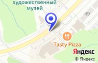 Схема проезда до компании ТФ ЛИНКО в Новочебоксарске