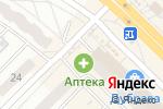 Схема проезда до компании Будь здоров в Новочебоксарске