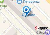 Добрый аптекарь на карте