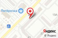 Схема проезда до компании Татфондбанк в Новочебоксарске