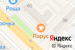 Схема проезда до компании Екко в Новочебоксарске