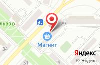 Схема проезда до компании Ремонтная мастерская в Новочебоксарске