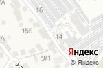 Схема проезда до компании Сотас в Кяхулае