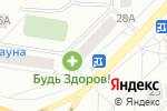 Схема проезда до компании Банкомат, Банк ВТБ 24, ПАО в Новочебоксарске