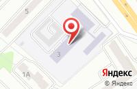 Схема проезда до компании Консул-Инвест в Новочебоксарске