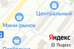 Схема проезда до компании Водолей в Новочебоксарске