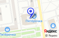 Схема проезда до компании КОМПЬЮТЕРНАЯ ФИРМА КОПИР-СЕРВИС в Новочебоксарске