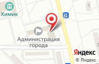 Схема проезда до компании Финансовое управление в Новочебоксарске