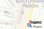 Схема проезда до компании Магазин канцтоваров в Новочебоксарске