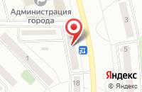 Схема проезда до компании Магнит в Новочебоксарске