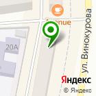 Местоположение компании Золушка