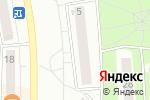 Схема проезда до компании Бристоль в Новочебоксарске