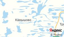 Отели города Яр-Базар на карте
