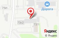 Схема проезда до компании ДТК Плюс в Новочебоксарске