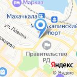 Всероссийский совет местного самоуправления на карте Махачкалы