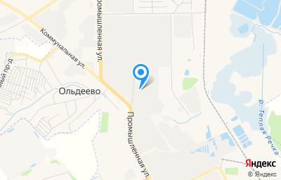 Местоположение на карте пункта техосмотра по адресу Чувашская Республика - Чувашия, г Новочебоксарск, ул Промышленная, д 73