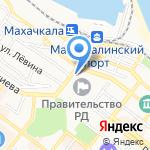 Дагестанская региональная общественная приемная Председателя партии Единая Россия Д.А. Медведева на карте Махачкалы