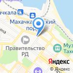 Патриоты России на карте Махачкалы