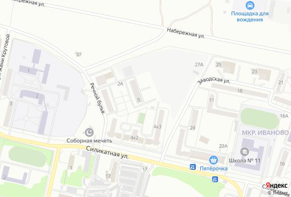 купить квартиру в ЖК Речной бульвар