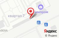 Схема проезда до компании Лабрадор в Новочебоксарске