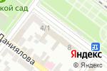 Схема проезда до компании Дагестанское книжное издательство, ГАУ в Махачкале