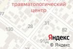 Схема проезда до компании Профессор Макаев в Махачкале