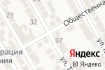Схема проезда до компании Продуктовый магазин в Новом Кяхулае