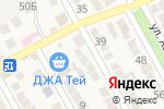 Схема проезда до компании Супер няня в Новом Кяхулае
