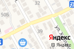 Схема проезда до компании Кавказ в Новом Кяхулае
