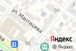 Схема проезда до компании STATUS в Махачкале