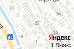 Схема проезда до компании Сотас в Новом Кяхулае
