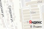 Схема проезда до компании Магазин мебели для кухни в Тарках