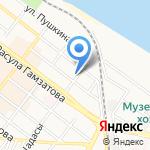 Авто-СоветникЪ на карте Махачкалы