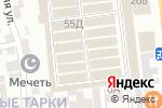 Схема проезда до компании Магазин диванов в Тарках